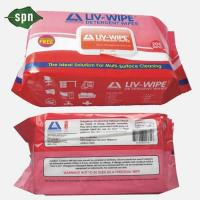 China Medical cleaning wet wipe on sale