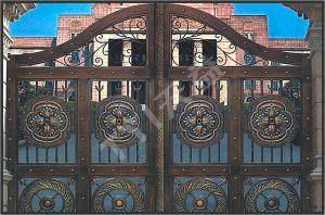 China copper clad steel doors on sale