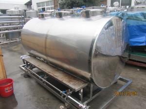 China 15kw Stainless Steel Water Storage Tank For Liquid Water Production Line on sale