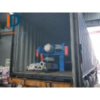 100/1000 membrane automatic filter press used in sand washing plant in Vietnam