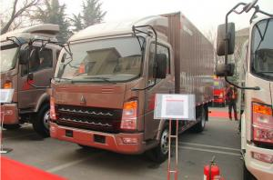 China COLORFUL 120hp 4X2 Light Duty Commercial Trucks , Four Cylinder Transport Truck ,The Most Commercial Truck on sale