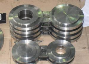 China ASME B 16.48 Duplex 2205 Alloy Steel Flanges Paddle Blind Spacer Ring Spectacle Blind on sale