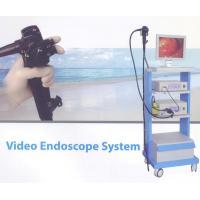 High Definition Video Endoscopy System Gastroscopy / Colonoscopy In One Set