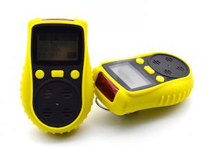 China Portable Toxic Gas Detector , Industrial Carbon Monoxide Sensor 1 Year Warranty on sale