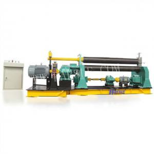China Manual or Mechanical or Hydraulic Three Roller Asymmetrical Steel Metal Plate Rolling Machine on sale