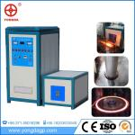 industrial 160kw 10-80KHZ metal induction heating machine for hardening forging