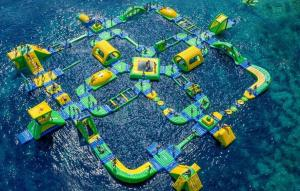 China Giant Size Summer Popular Inflatable Floating Water Park Games For Adults on sale