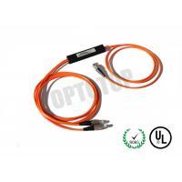 FC UPC 2mm Single Mode Fiber Coupler For Area Networks / Telecom