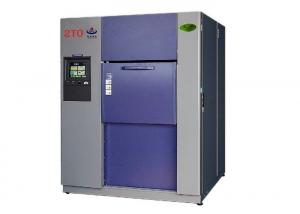 Quality Air To Air Thermal Cycle Test Chamber Temp Recover Time Within 5min CE Approved for sale