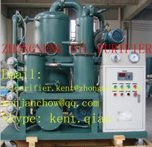 China AAA Class Transformer Oil Filtration Equipment on sale
