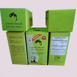 China High Quality Weigh Loss Product Dr-Ming's Chinese Herbal Weight Loss Dr Ming Slimming Herbal Fast Slimming Capsule on sale