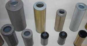 China Stainless Steel 316L Corrugated filter / pleated type/ Stainless steel fiber sintered felt on sale