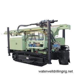 China water well drilling rigs for sale JDY-300 powerful machine on sale