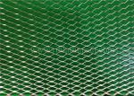 0.4mm Galvanized Wall Plaster Mesh Expanded Metal Grating Length 2440mm