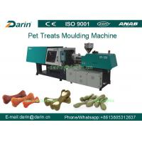 Hot Runner System Pet Injection Molding Machine / dog food extrusion machine