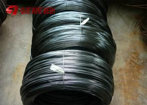 China Soft Black Annealed Steel Wire / Iron Wire With BWG 19 - BWG 6 For Construction on sale