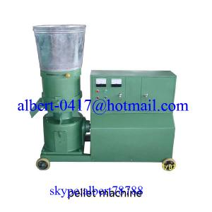 China Wood pellet mill for industrial biomass burner fuel production on sale