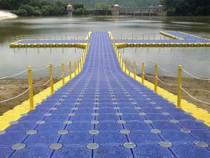Quality Water Working Platform HDPE pontoon for sale