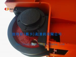 China Attractive and Reasonable Price 800 crane wheel assemblies on sale