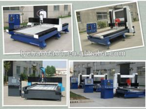 China 3 axis 1325 cnc router engraving stone on sale