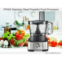 Food Preparation Stainless Steel Food Processor 1000W XL Bowl