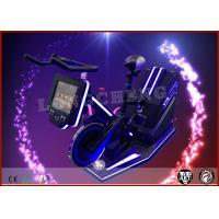 China Gym Equipment VR Exercise Bike Simulator / 9d Virtual Reality Simulator on sale