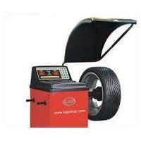 Hood Actuated Auto Start Kc-B610 Car Wheel Balancing Machine With 200rpm Speed