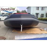 Quickly Deployable Inflatable Sport Boats Easily Transported Shallow Water Suitable