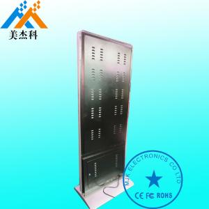 China HD High Resolution Touch Screen Digital Signage Kiosk For Movie Theatre on sale
