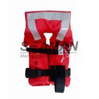 China Polyester Oxford SOLAS Child / Kids Life Jackets Flotation Foam lifevest on sale