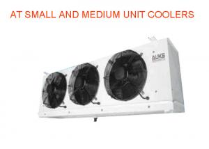 Quality Air coolers&Freezers small and medium unit coolers models at302c4 for sale