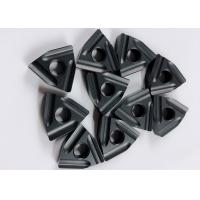 CNC Tungsten Carbide Threading Inserts RK7125 WNMG080408R ZC High Performance