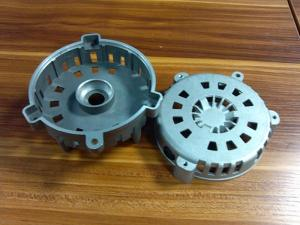 China Professional CNC Aluminum Die Casting Process Electronic Motor Housing / Shell on sale