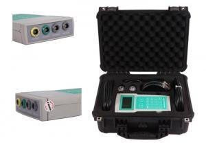 China Transit Time Handheld Ultrasonic Flow Meter For Food / Beverage Industry on sale