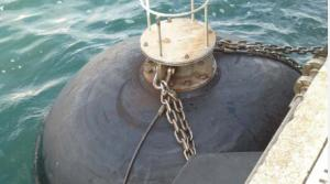 China China Folating Pneumatic Rubber Marine Fenders on sale