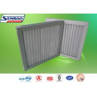 Metal Mesh Air Conditioning System Air Filters For Home , Lightweight