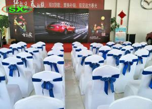 China High density P4 indoor SMD full color led screen display for rental stage on sale