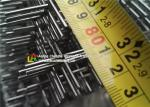 Welded Architectural Stainless Steel Wire Mesh 0.1 - 2m Length Gavlanized Finish