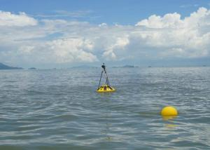 China High Stability Navigation Sea Marker Buoy Good Anti Collision Capability on sale