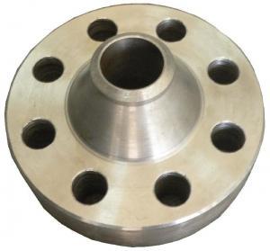 China flange de aço inoxidável das flanges do pescoço da soldadura 316L 304/WN para a construção on sale