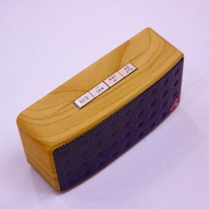 China outdoor portable mini speaker bluetooth with fm USB TF card mobile phone computer speaker box promotional products on sale