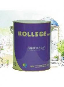 China Advanced interior wall latex(emulsion) paint on sale