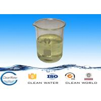 Pigment Waste Water Treatment Chemical Light-color liquid CW-05 BV / ISO