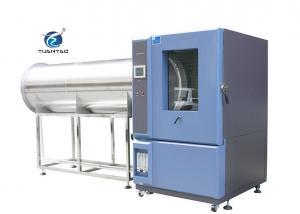 China IEC60529 electronic rain spray test ipx3 ipx4 ipx5 ipx6 waterproof testing chamber on sale