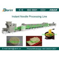 Instant fresh pasta rice noodles making machine processing line