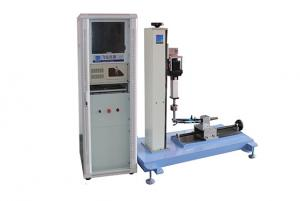 China ISO4210-2014 PLC Automatic Control Bicycle Front Fork Horizontal Fatigue Tester on sale
