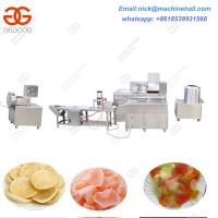 Prawn Cracker Making Machine/High Efficiency Prawn Cracker Production Line/Prawn Cracker Machine for Sale