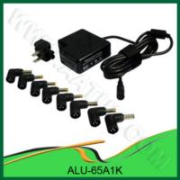 China Factory Supply 65w Universal Laptop Ac Adapter For Home Use on sale