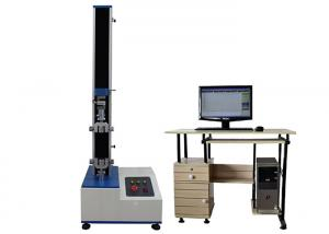 China Servo Motor Tension Testing Machine , High Precision Bend Test Machine For Plastic on sale