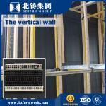 do molde plástico da coluna da empresa de construção civil molde impermeável do concreto do molde do molde da construção